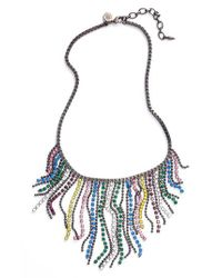 Loren Hope - Multicolor Joanna Frontal Necklace - Lyst