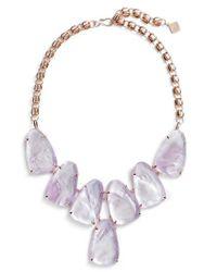 Kendra Scott Metallic Harlow Necklace