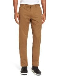 Bonobos - Multicolor Tailored Fit Washed Stretch Cotton Chinos for Men - Lyst