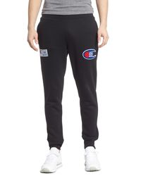 Champion Gray Century Collection Jogger Pants for men