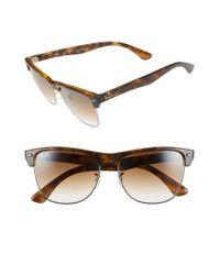 Ray-Ban Multicolor 'clubmaster' 57mm Sunglasses for men