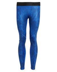 Adidas - Blue Alphaskin Sport Supreme Speed Pants for Men - Lyst