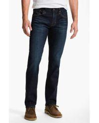 AG Jeans Blue Jeans 'matchbox' Slim Fit Jeans for men