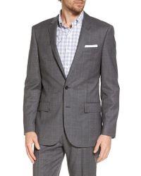 J.Crew - Gray Ludlow Wool Blend Sport Coat for Men - Lyst