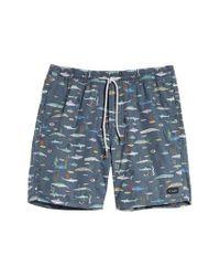 Barney Cools - Blue Amphibious Swim Trunks for Men - Lyst