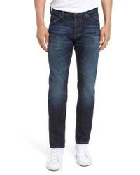 AG Jeans - Blue Tellis Slim Fit Jeans for Men - Lyst