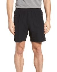 Zanerobe - Black Type 1 Shorts for Men - Lyst
