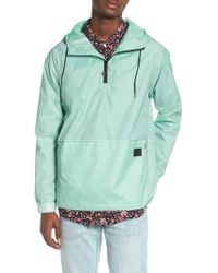 Imperial Motion - Green Nct Bezel Packable Anorak for Men - Lyst
