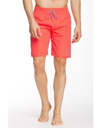 DIESEL - Blue Bmbx Deck Short for Men - Lyst