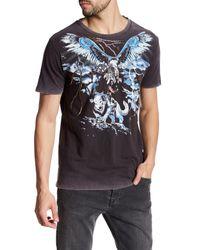 DIESEL | Black Joe Short Sleeve T-shirt for Men | Lyst
