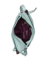 Kooba - Blue Stratford Leather Crossbody Bag - Lyst