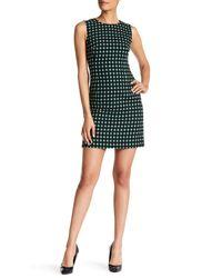 Hobbs | Green Tillie Wool Blend Sleeveless Dress | Lyst