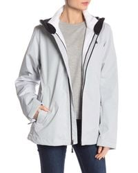 The North Face White Arrowood Triclimate Jacket