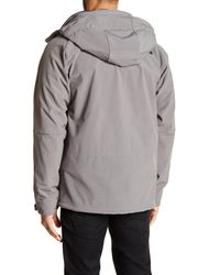 The North Face - Gray Apex Storm Thermoball Jacket for Men - Lyst