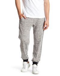 2xist - Gray Lounge Jogger Pant for Men - Lyst