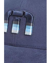 Travis Mathew - Blue Trucker Hat for Men - Lyst