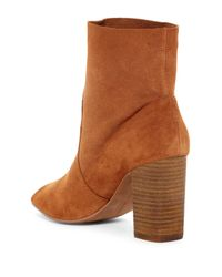 Chinese Laundry - Brown Tom Girl Bootie - Lyst
