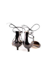 Perla Formentini - Multicolor Agnese Point Toe Sandal - Lyst