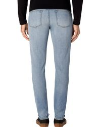 J Brand - Blue Mick Skinny Fit Jeans for Men - Lyst