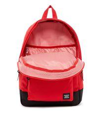 Herschel Supply Co. - Red Settlement Canvas Backpack - Lyst