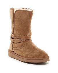 UGG | Brown Palisade Uggpure(tm) Boot | Lyst