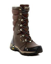 Ahnu - Brown Northridge Insulated Waterproof Boot for Men - Lyst