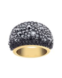 Swarovski | Metallic Mini Chic Ring - Size 52 (us 6) | Lyst