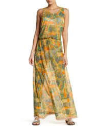 Maaji | Yellow Lemon Breeze Dress | Lyst
