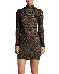 Dress the Population   Black Penelope Body-con Dress   Lyst