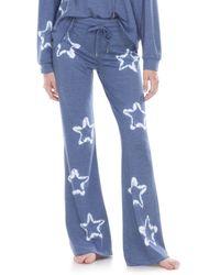 Honeydew Intimates Blue Star Struck Lounge Pants