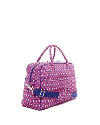 Vera Bradley - Pink Weekend Travel Bag - Lyst