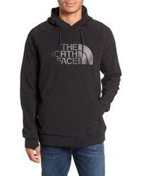 The North Face Black Tekno Logo Regular Fit Hoodie for men