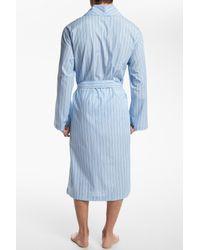 Polo Ralph Lauren - Blue Woven Robe for Men - Lyst