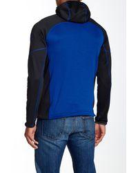 Mountain Hardwear - Blue Desna Grid Hooded Jacket for Men - Lyst