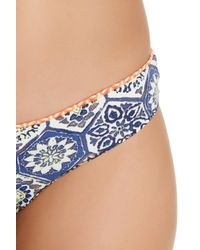 Maaji - Multicolor Smores Shores Signature Cut Reversible Bikini Bottom - Lyst