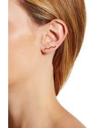 Gorjana - Metallic Tamora Ear Climbers - Lyst