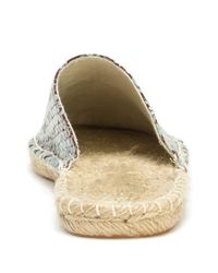 Muk Luks Brown Hannah Slip-on Sandal