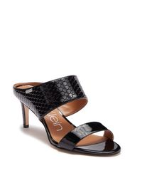 Calvin Klein Black Clementine Sandal (women)