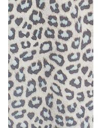 Joie Multicolor 'mehana' Print Cold Shoulder Top