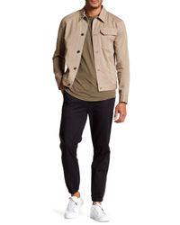 Helmut Lang - Black Elastic Cuff Trouser for Men - Lyst
