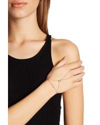 Lana Jewelry - Multicolor 14k Yellow Gold Marquis Lariat Bracelet - Lyst