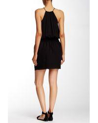 Joie - Black Nahal Silk Dress - Lyst