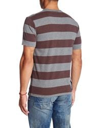 Astronomy - Multicolor Isaac Striped Tee for Men - Lyst