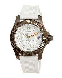 Victorinox - Multicolor Women's Dive Master Watch - Lyst