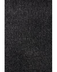 Portolano | Wool Cashmere Loop Scarfblack | Lyst