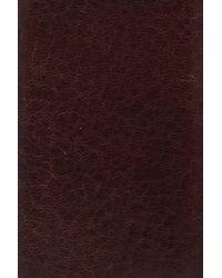 Mezlan - Brown Vaqueta Leather Belt for Men - Lyst