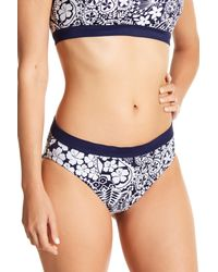 Tommy Bahama - Blue Active Reversible Bikini Bottom - Lyst
