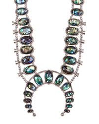 BaubleBar | Metallic Ariel Collar Necklace | Lyst