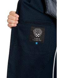 Vince Camuto - Blue Two Button Notch Lapel Jacket for Men - Lyst