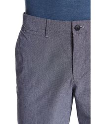 Original Penguin Blue Dobby Shorts for men